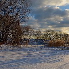 """фото """"Зимнее утро."""""""