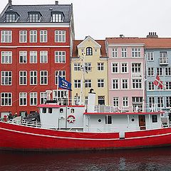 """photo """"The Red Ship"""""""