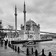 """photo """"Ortakoy Camii"""""""
