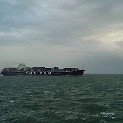 "photo ""By Malacca Strait"""