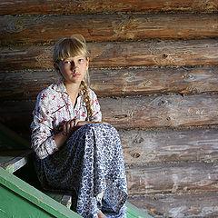 """фото """"Я в деревне живу"""""""