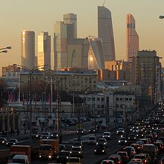 "photo ""New Moscow"""