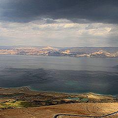 """photo """"Дорога на Мёртвое море"""""""