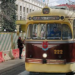 """фото """"парад трамваев 2017"""""""