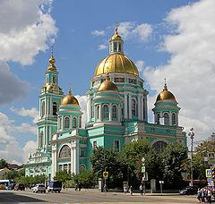 """photo """"Yelokhovsky Cathedral"""""""
