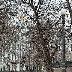 """фото """"Яузский бульвар."""""""