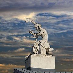 """photo """"Symphony of the Sky"""""""