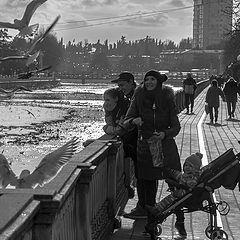 """фото """"Прогуливаясь по набережной"""""""