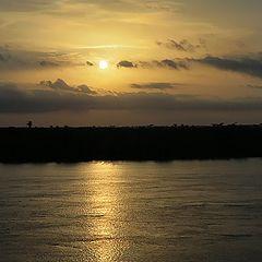 """фото """"На реке Калабар"""""""