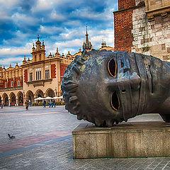 """photo """"Krakow 3119"""""""