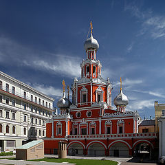 "photo ""Moscow courtyard"""