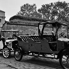 """photo """"Автомобили старых марок"""""""