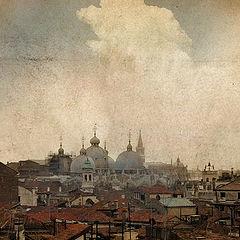 "фото ""Rooftops of Venice"""