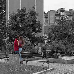 """фото """"Любовь в большом городе"""""""