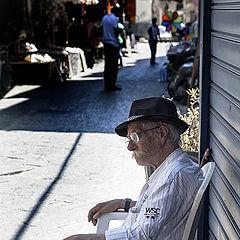 "photo ""Арабский рынок в Палермо"""