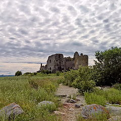 """photo """"Tooles Castle"""""""