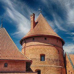 "photo ""Trakai Castle"""