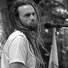 """photo """"Reggae Man"""""""