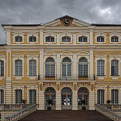 """фото """"Рундальский дворец..."""""""