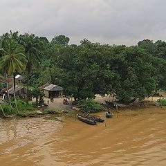 "photo ""Bonny river"""