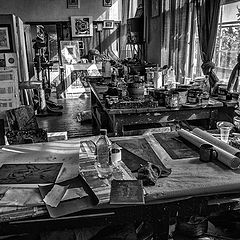"photo ""Creative clutter"""