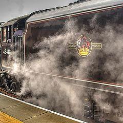 """фото """"British railways..."""""""