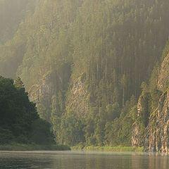 """фото """"река Белая (Агидель), Башкирия"""""""