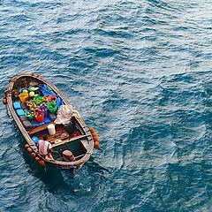 """photo """"Fruit boat"""""""