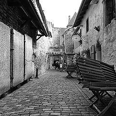 "photo ""The Old Tallinn"""