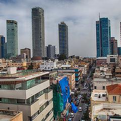 """photo """"Tel-Aviv 5017"""""""