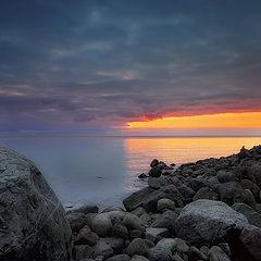 """фото """"Рассвет в краю, где живут тролли..."""""""