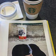 "фото ""Граффити  Мак-Фoто и  Кофе"""