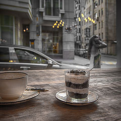 "фото ""С грустинкою кофе..."""