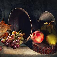 """фото """"Про грушу, фрукты и ягоды 2"""""""