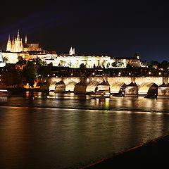 "photo ""Prague by night"""