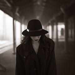 "фото ""Одинокий Холод"""