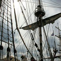 """photo """"sailing ship"""""""