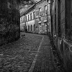 "photo ""Old Vilnius"""