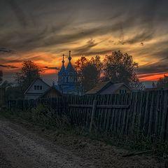 """фото """"Вечерняя..."""""""