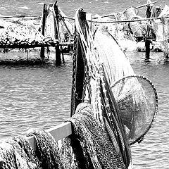 """photo """"fisherman's tools"""""""