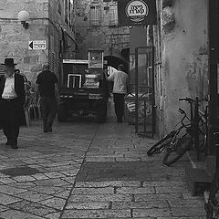 "photo ""In The Old City"""
