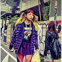 """фото """"Takeshita girl."""""""
