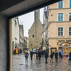 """photo """"A window into tourist's Tallinn"""""""