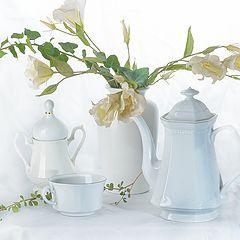 """фото """"Про кофе и цветы"""""""