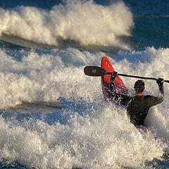 """photo """"Parar las olas"""""""
