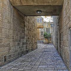 "фото ""Иерусалим.Еврейский квартал"""