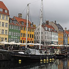 "photo ""Cold Nyhavn"""
