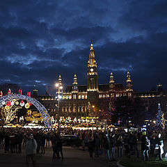 "photo ""Вена перед Рождеством"""