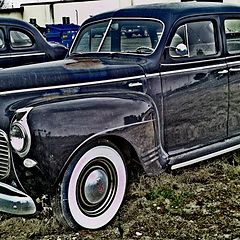 """фото """"Old Plymouth"""""""