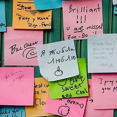 """фото """"Steve Jobs Мемориал (фрагмент)"""""""